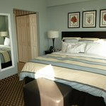 Our King bed Studio Suite