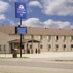 伯靈頓美國最佳價值旅館