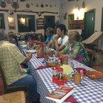 Abendessen bei Tonino & Marisa