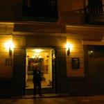 Sobre la Calle San Agustin y Maruri