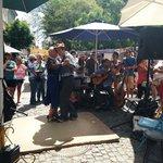 San Telmo fair