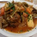 Plato del Dia - Estofado de Carne!!! GENIAL.
