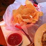Complimentary Chips n Salsa