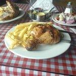 pollo delicioso