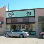 BBC located in the Lowell District, on Erie Street, Bisbee, AZ