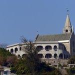Penha Church overlooking Macau