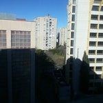 Vista desde la habitacion 9am