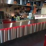 Come visit us at Gullane Super Fry