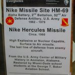 Explanation of HM-69 Nike Hercules Missile