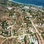 Aerial View of Tamarindo
