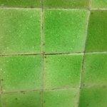 Mold? Black stuff in tile cracks