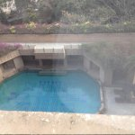 Pool from room