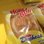 Photo taken on 6/18/13, Sell by date of Honey Bun 6/11/13