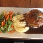 delicious guiness beef pie