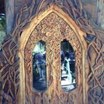 Hermosa puerta en Colonia Suiza!!!!