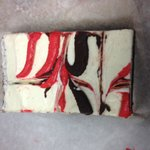 Delicious Peppermint brownie