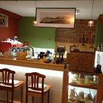Coffee bar Cafearcangel.com