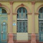 Casa Mary y Miguel right next door