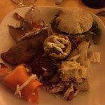Antipasti Misti dal kebab alla Falafel... Tutto rigorosamente Veg!