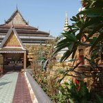 Tempel in der Nachbarschaft