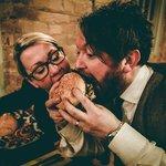 Burger love...