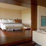 Bungalow Suite Interior