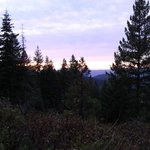 Sierra Sunset (Downieville area, not at the Shangri La)
