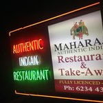 Foto de Maharaja Authentic Indian Restaurant