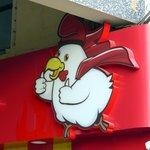 L.B. SuperPollo - Mascot