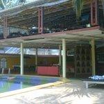 lower bar n upper dining deck