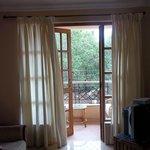 nice drapes