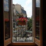 chambre balcon
