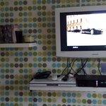 TV lecteur DVD wifi téléphone