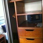 Cofre e armario