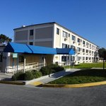 Bldg 366 - Hotel Exterior
