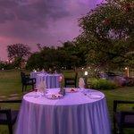 Fine Dining at Sasyavana