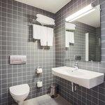 Bathroom at Hotel Reykjavik Centrum