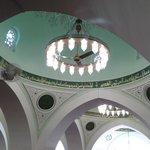 Inside Masjid Quba