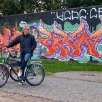 Ride out to the East Side gallery