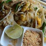 Yummy Pad Thai!