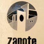 Zapote Suite signage