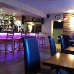 New bar beautiful place