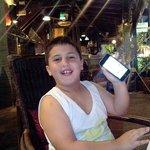 Our son Merwan