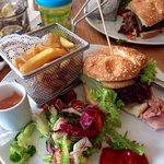Barcode Burger