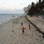 Ngalawa beach