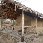 The 'Lion' tent