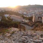 Ibiza Stadt und Burg