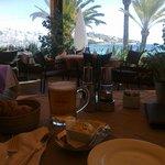 pranzo con panorama