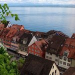 View from Berg Meersburg