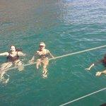 Beautiful waters of Costa Rica